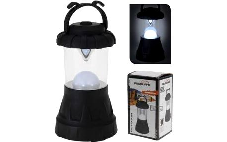 Svítilna LED, pogumovaná ProGarden KO-C22760680