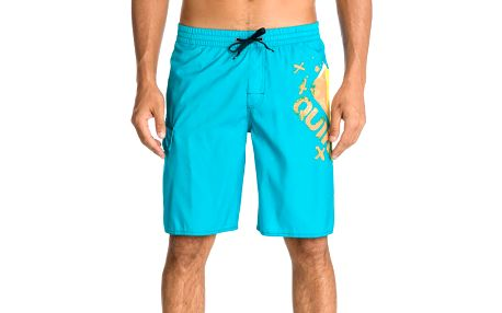 MTN Wave Logo Volley 19 Cyan, modrá, XL