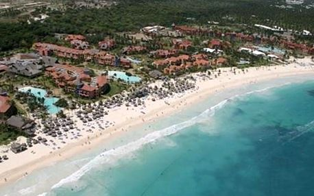 Hotel PRINCESS PUNTA CANA, Dominikánská republika, letecky, all inclusive