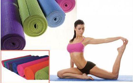 Podložka na cvičení jógy, pilates i k relaxaci za pouhých 199 Kč. Cvičte a relaxujte pohodlně.