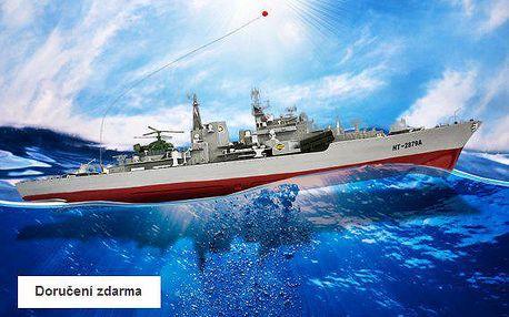 RC modely lodí – doručení zdarma