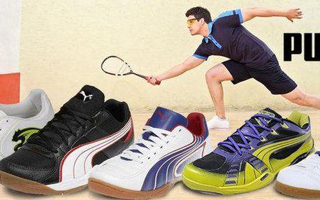 Pánské a juniorské sálové tenisky Puma
