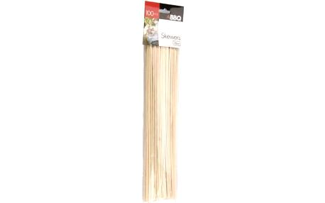 Špejle na ražničí 30 cm, 100 ks, bambus ProGarden KO-Y64260270