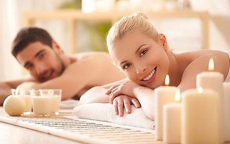 Prvotřídní hodinová párová masáž
