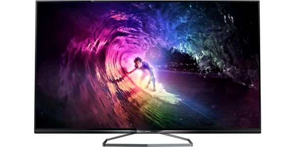 Ultratenká 3D LED TV Philips 50PUK6809/12