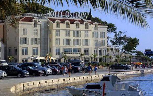 Chorvatsko, oblast Makarská riviéra, doprava vlastní, snídaně, ubytování v 4* hotelu na 8 dní