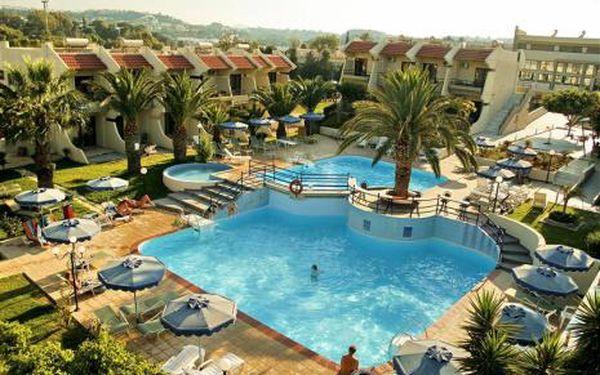 Řecko, oblast Rhodos, doprava letecky, all Inclusive, ubytování v 3* hotelu na 11 dní