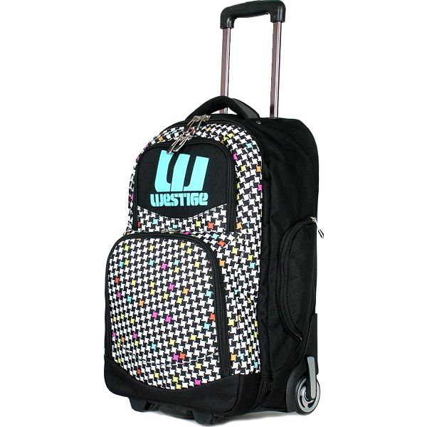 Roller Suitcase Sixcoloured