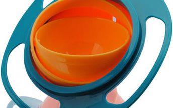 Gyro Bowl nevyklopitelná miska pro děti