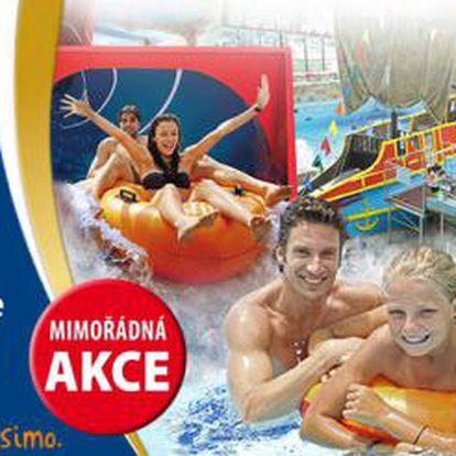 !DNES KONČÍ! 4hod. vstup do Vodního světa v Aquapalace, FITNESS a zmrzlina zdarma a AKCE Fruitisimo 1+1!