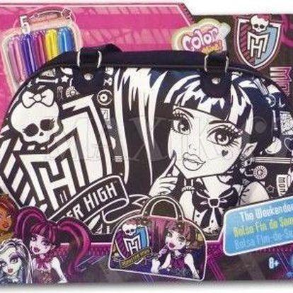 Color me mine víkendová kabelka Monster High