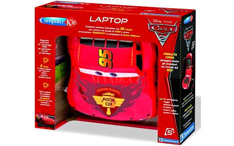 Dětský počítač Cars 2