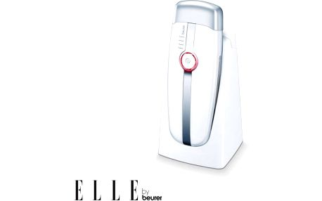 Elektrický depilační set Beurer HLE 40 z kolekce Elle by Beurer