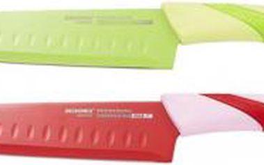 Nůž nepřilnavý santoku 18 cm BERGNER BG-4068