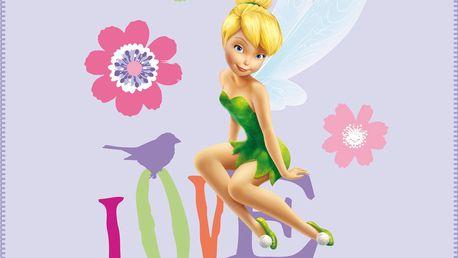 Fleece dečka Fairies (víla Zvonilka) Rossignol
