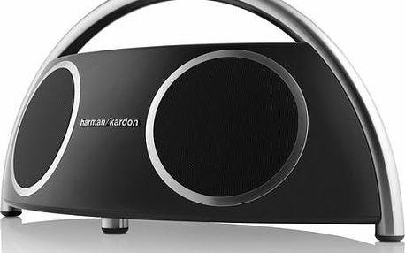 Přenosný reproduktor Harman Kardon Go+Play™ Wireless černé
