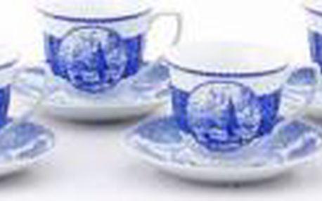 Souprava na čaj a kávu 12 ks VABENE VB-101271