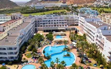 Hotel BEST OASIS TROPICAL, Almería, Španělsko, letecky, polopenze