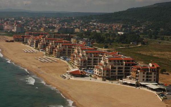 Bulharsko, oblast Obzor, doprava letecky, snídaně, ubytování v 4,5* hotelu na 8 dní