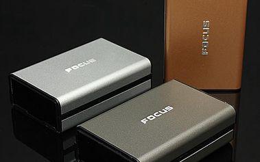 Elegantní krabička na cigarety