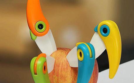Nožík v podobě ptáčka