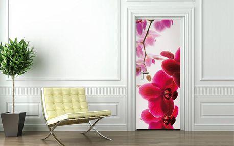 Tapeta Orchidej 95x210 cm