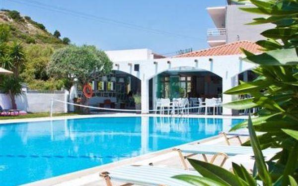 Řecko, oblast Rhodos, doprava letecky, bez stravy, ubytování v 3* hotelu na 8 dní