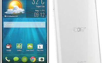 Mobilní telefon Acer Liquid Jade Dual Sim (HM.HH1EE.001) bílý