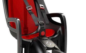 Samonosná nepolohovací sedačka s uchycením za sedlo HAMAX Caress Zenith