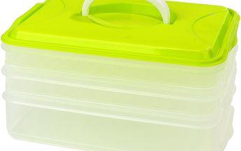 4Home Přenosný box na potraviny malý