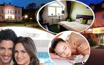 Wellness pobyt na 3 dny pro dva s bohatou polopenzí v luxusním Hotelu Morris**** včetně 14 procedur.