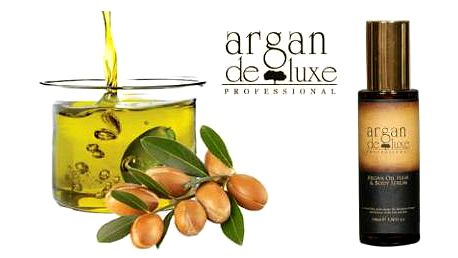 100% BIO arganový olej - regnerace pokožky, vlasů i nehtů