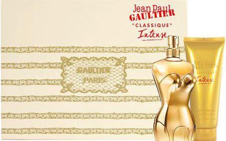 Parfémovaná voda Jean Paul Gaultier Classique Intense Edp 50ml + 75ml tělové mléko