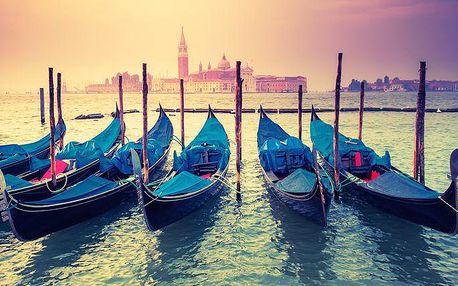 3denní letní zájezd do Benátek a na ostrov Lido pro 1 osobu
