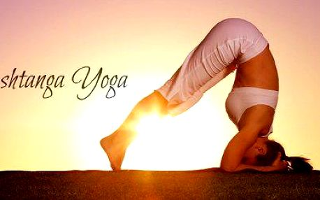 10x 90 minut Astanga jogy - jógová terapie