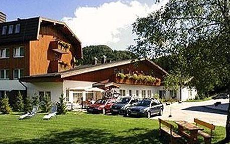 Hotel BOHINJ, Bohinj, Slovinsko, polopenze