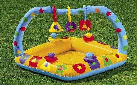 Dětský bazének s hrazdičkou pro nejmenší!