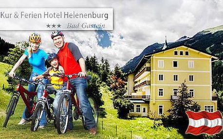 S dětmi do Alp, do 12 let zdarma