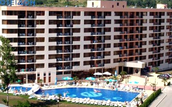 Bulharsko, oblast Slunečné Pobřeží, doprava letecky, bez stravy, ubytování v 3,5* hotelu na 11 dní
