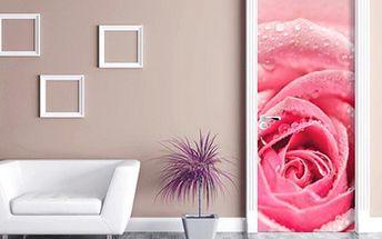 Samolepící folie na dveře v 10 designech