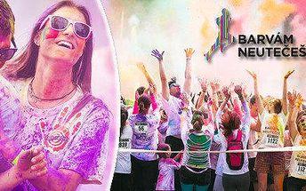 Registrace na akci Barvám neutečeš 2015 v…