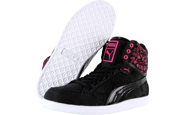 Dámská obuv Puma Ikaz Hi Paisley