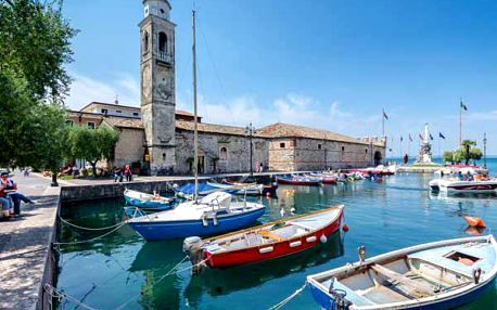 Zájezd do Verony a Lago di Garda