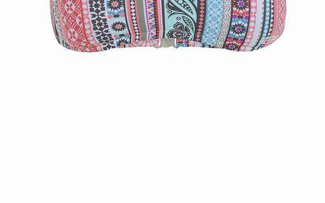 Dámské stylové plavky Animal Paxomia s letním orientálním vzorem