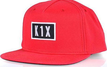 kšiltovka K1X - Noh Snapback Red Wine (6600) velikost: OS