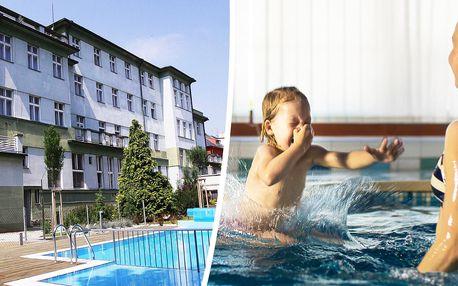Wellness týden v historických Klatovech v hotelu **** CENTRÁL - Klatovy