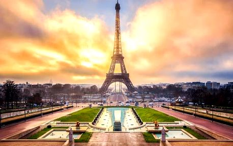 Prodloužený víkend v Paříži a Verailles