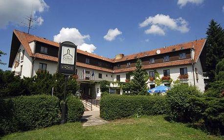 Hotel Zvíkov a chaty, Jižní Čechy, Česká republika