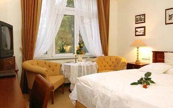 Luxusní wellness pobyty v Poděbradech!
