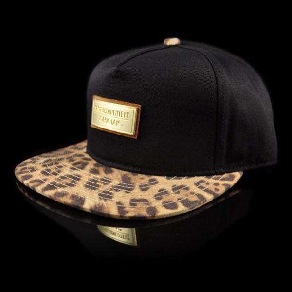 kšiltovka OFFICIAL - Jungle Fever Black (000) velikost: OS